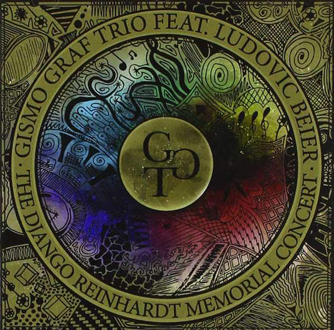 Gismo Graf Trio Album The Django Reinhardt Memorial Concert